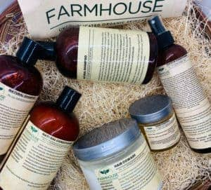Haircare Moisture Package