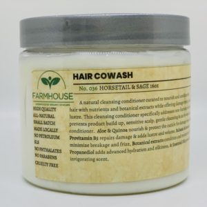 Hair CoWash – Horsetail & Sage