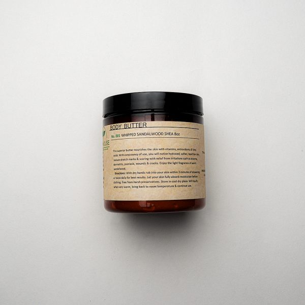 Body Butter 8oz WB