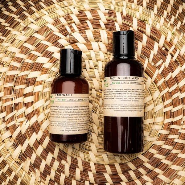 Gentle Chamomile Face & Body Wash