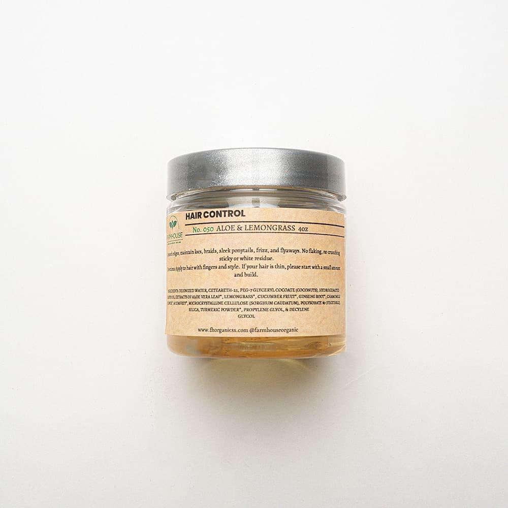 Hair Control – Aloe & Lemongrass