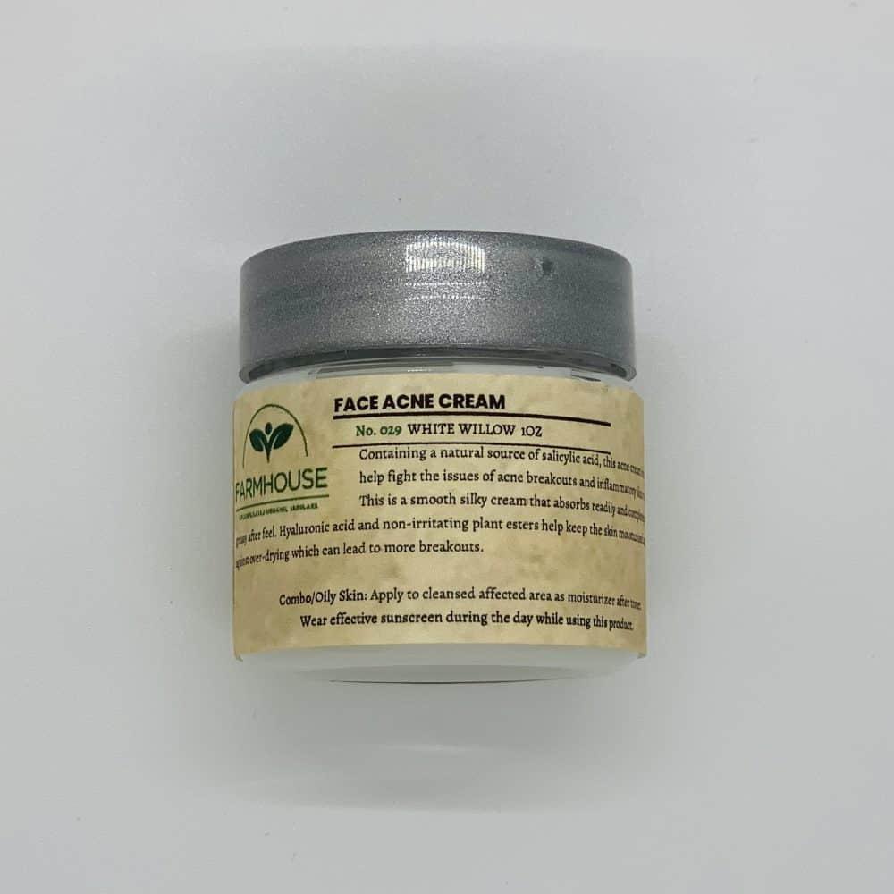 White Willow Acne Cream
