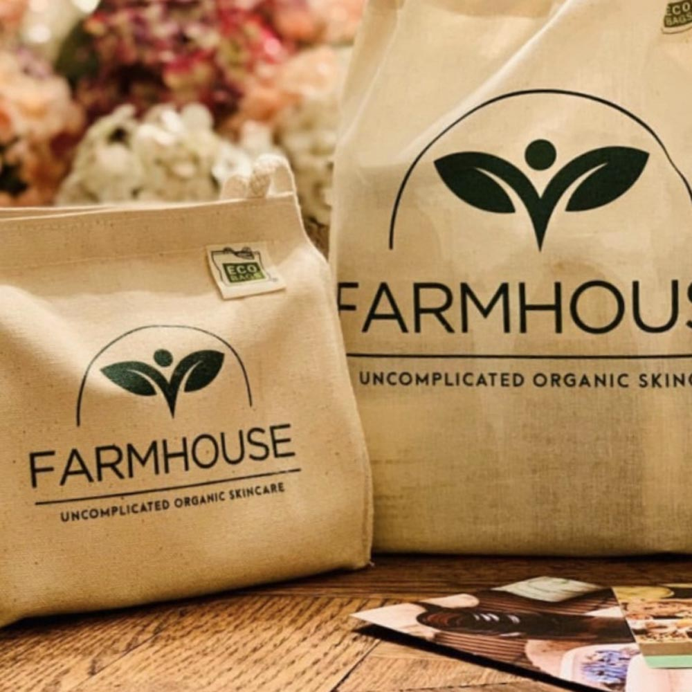 Farmhouse Logo Bag
