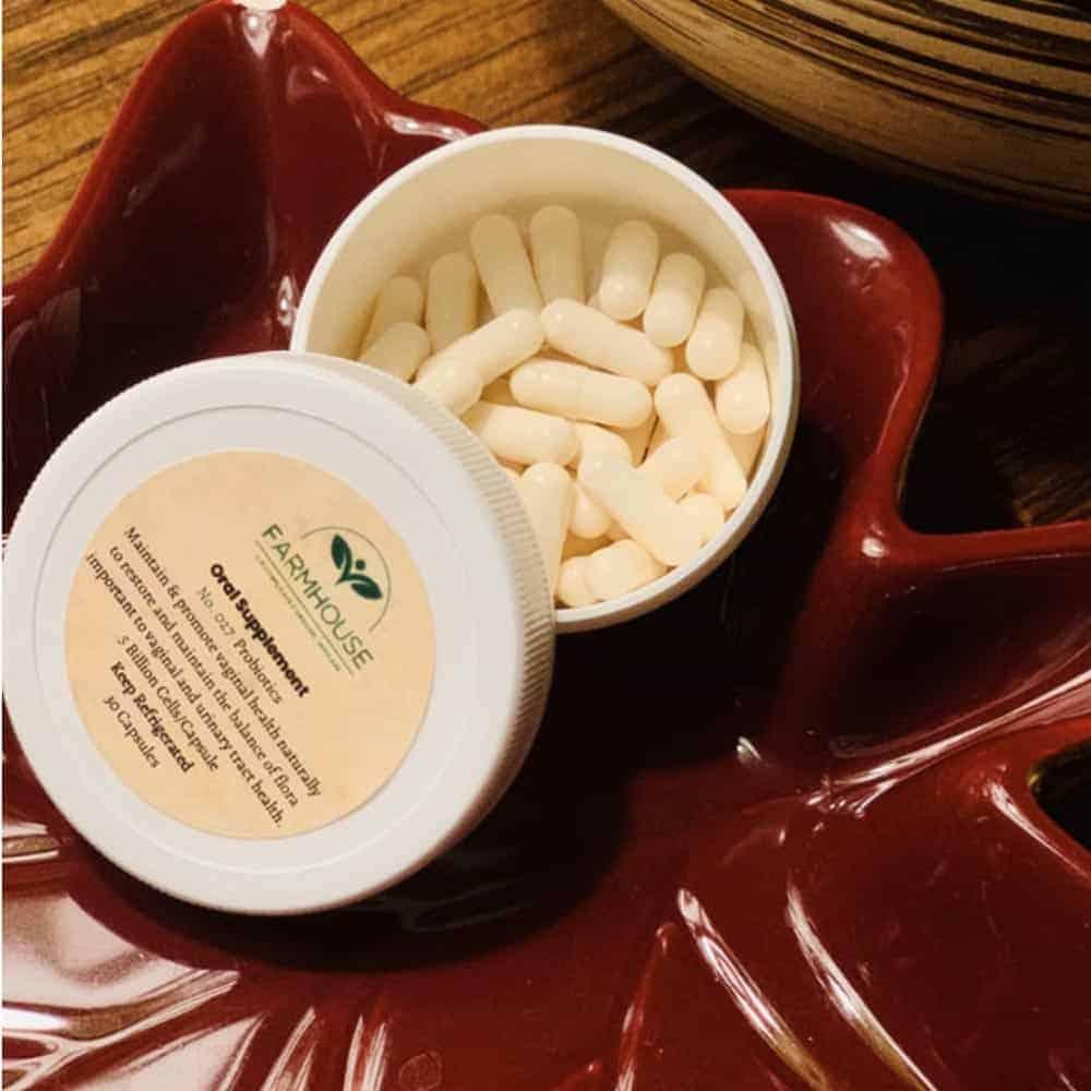 Probiotics – 30 Capsules
