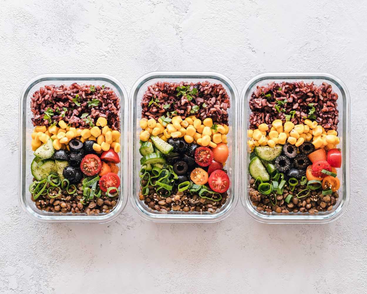 Plantbased Meal Prep